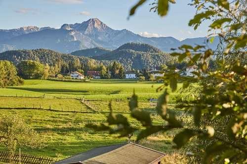 Villach Land: Gemütliches Einfamilienhaus mit schönem Garten