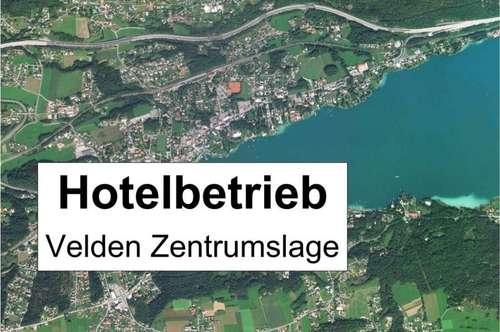 Velden Zentrumslage - Hotel zu verkaufen