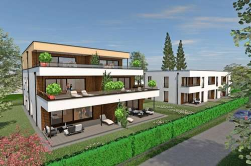Top 7 - Projekt: Krumpendorf - Neubauwohnungen mit Seezugang