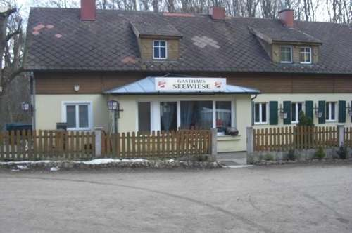 Gasthaus SEEWIESE - in einzigartiger Waldlage zwischen Kaltenleutgeben und Gießhübl
