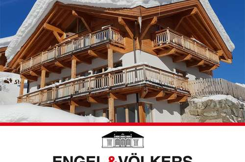 Großzügiges alpines Chalet in zentraler Lage