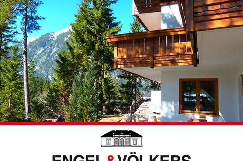 Tiroler Landhaus mit bestem Bergblick