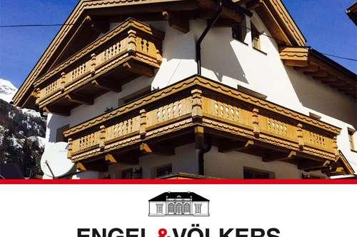 Rarität! Tiroler Landhaus in Sölden im Ötztal