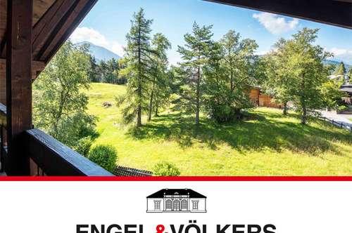 Großes Landhaus mit Bergblick in Top-Lage