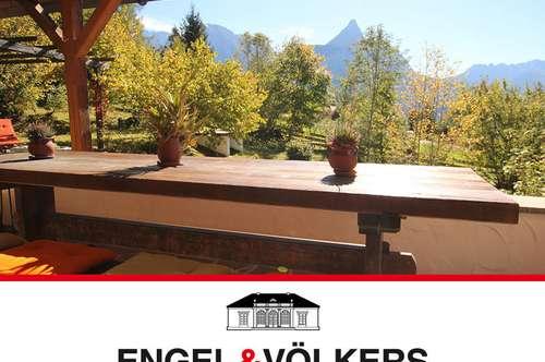 Landhaus mit Waldgrundstück an der Zugspitze