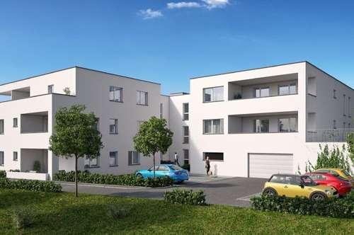 Wohnen im Zentrum von Neukirchen/Vöckla Haus1 Top 6 Verkauft