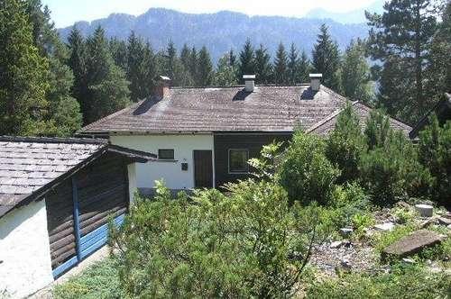 ID 379 Parkähnliches Grundstück mit Altbestand in Seenähe mit Zweitwohnsitzwidmung