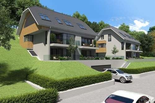 ID 525 Wohnungen direkt am Attersee TOP 3