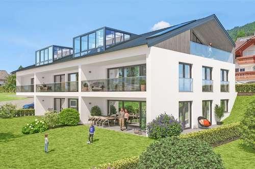 ID 570 Wohnung mit See- und Gebirgsblick