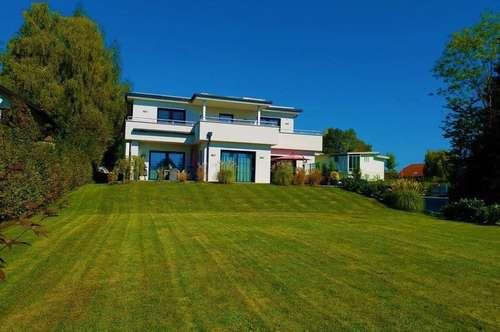 ID 585 Moderne Wohnhausvilla am nördlichen Attersee mit SEEZUGANG