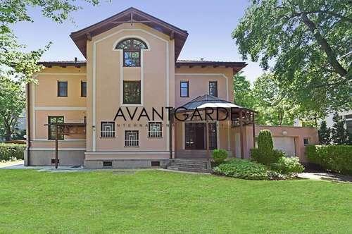 Klassisch-elegante Villa im Hietzinger Cottage
