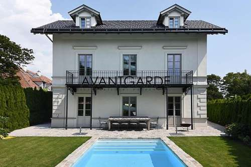 Jahrhundertwende-Villa