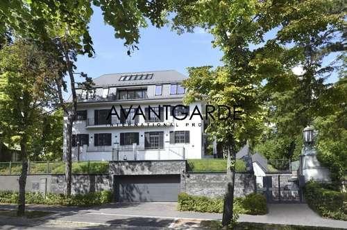 Großzügige Luxusvilla in Pötzleinsdorfer Bestlage