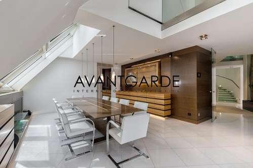 Design-Penthouse der Extraklasse