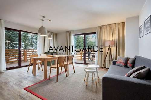 Anlage-Apartment in Top-Urlaubsregion