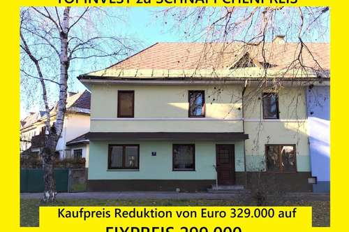 Kreuzbergl#Grundbuch statt Sparbuch#Zweifamilienhaus