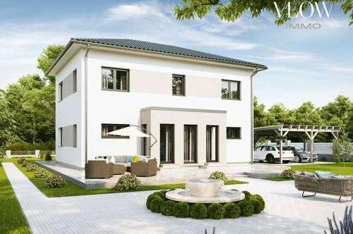 Manhartsbrunn - ERSTBEZUG: Einfamilienhaus in absoluter Grünruhelage