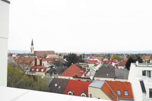 Erstbezug: Luxus-Dachterrassenwohnung im Karree Korneuburg