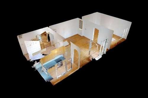 Geräumige 2-Zimmerwohnung in zentraler Ruhelage