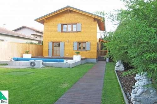 Wohlfühlhaus mit Pool