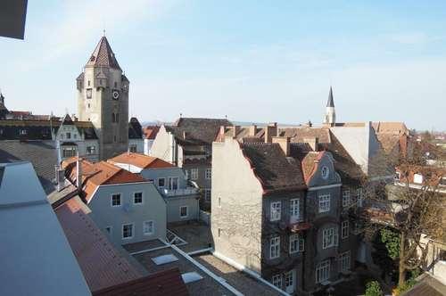 Erstbezug: Luxus-Terrassenwohnung im Karree Korneuburg