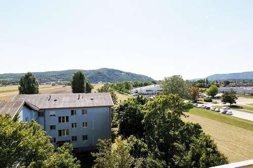3-Zimmer-Loggia-Wohnung mit Fernblick