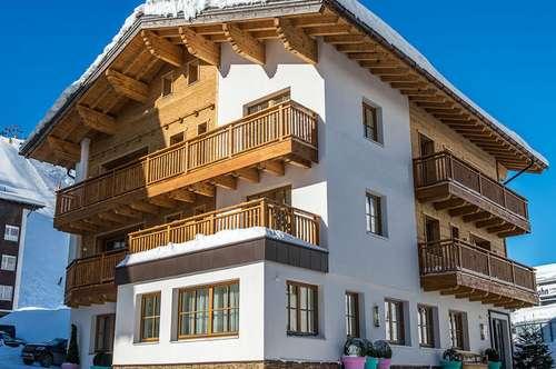 Investorenwohnungen am Arlberg