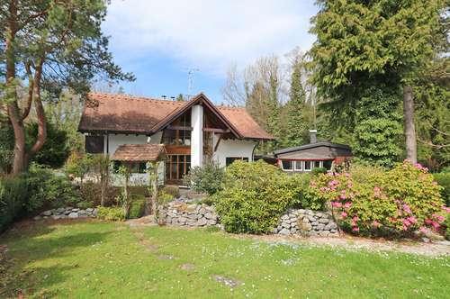 Landhaus im Park