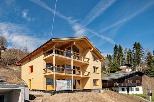 Drei Ferienwohnungen im Bregenzerwald!