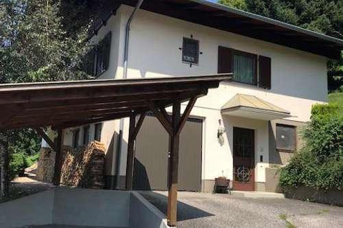 Ideales Einfamilienhaus in vorzüglicher Lage in Wolfsberg / Schoßbach