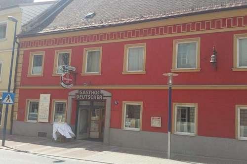 Gasthof in bester Lage im Zentrum von St. Andrä/Lav.