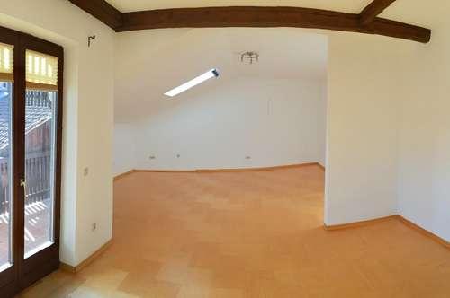 Zwettl - Zentrum - 2 Zimmer Mietwohnung mit Balkon - hofseitige Ruhelage