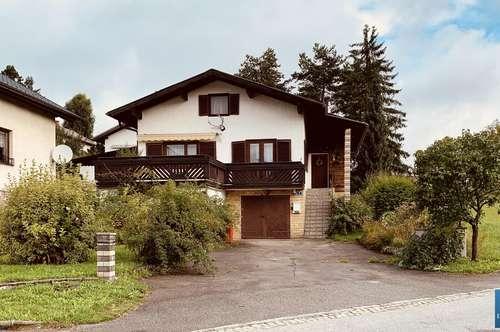 Sallingberg: Kleines Einfamilienhaus mit Garten