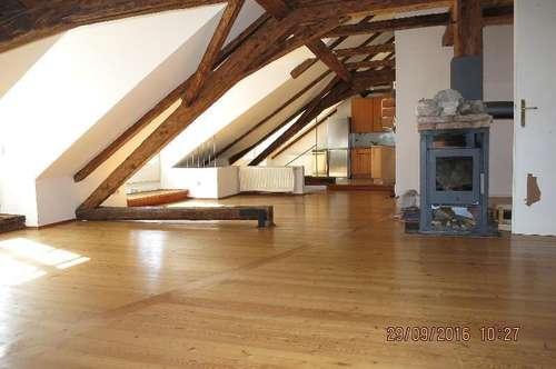 3-Zimmer-Altstadtidyll mit großer Dachterrasse