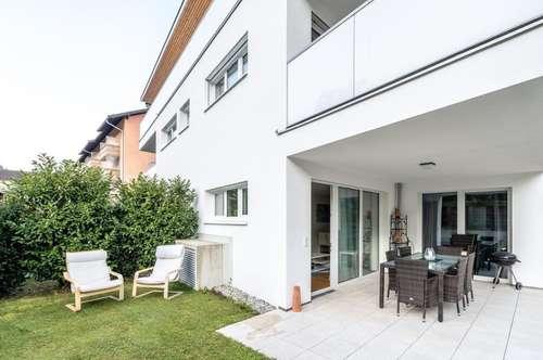 Neuwertige 2-Zimmer-Gartenwohnung in Top Lage von Kufstein zu mieten