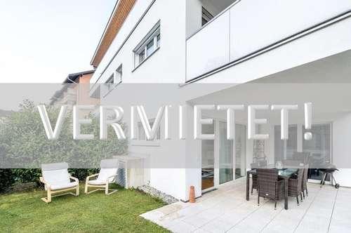 VERMIETET: Neuwertige 2-Zimmer-Gartenwohnung in Top Lage von Kufstein zu mieten
