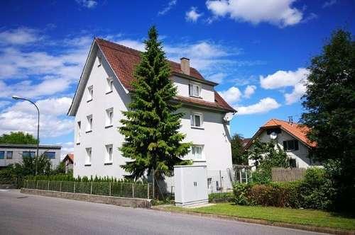 Ruhig gelegenes Wohnhaus in zentraler Randlage in Dornbirn zu verkaufen