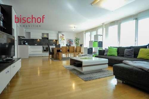 Helle 4-Zimmerwohnung mit Balkon in Dornbirn