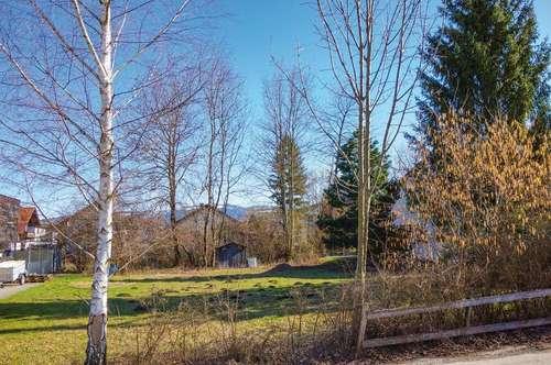 Ruhig gelegenes Baugrundstück in Dornbirn