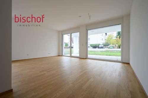 NEUBAU: Tolle 2-Zimmer Gartenwohnung in Lustenau, Top 1