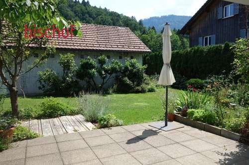 Großzügige 2-Zimmer Gartenwohnung in Andelsbuch zu vermieten