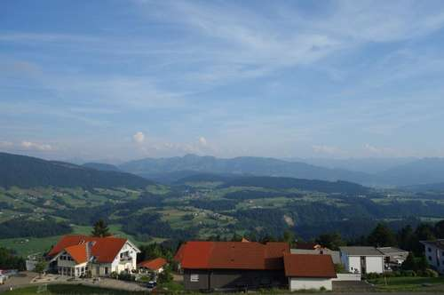 Schöne 2-Zimmerwohnung mit Terrasse in ruhiger Lage in Sulzberg