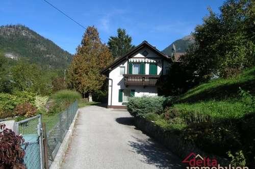 Nettes Haus an der Traun in Bad Ischl