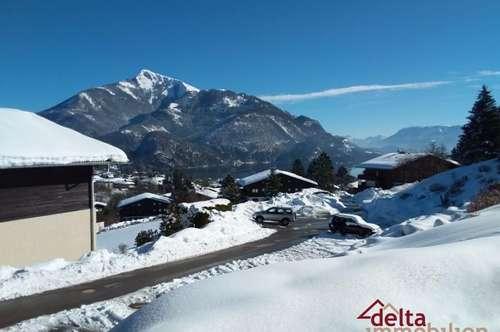 Ferienwohnung mit Seeblick in St. Gilgen
