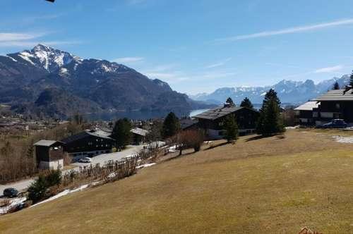 Gepflegte 3-Zimmer-Mietwohnung mit Seeblick in St. Gilgen