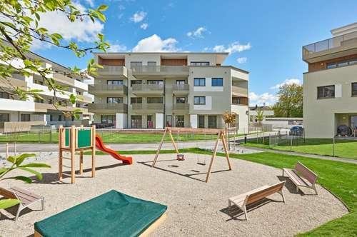 Winklhof 6: Haus B - Top B/4 - 3-Zimmer-Maisonettewohnung im EG und 1. OG, 86,89 m²