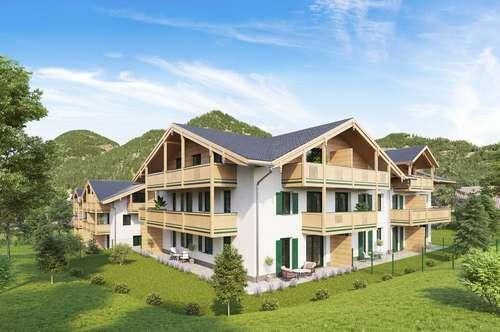 3-Zimmerwohnung in St. Gilgen / Top B09