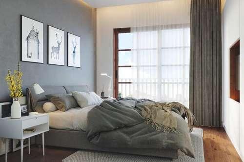Wohnglück: 3-Zimmer-Wohnung im 1.OG, Top 8