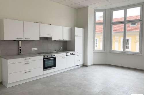 Moderne 2 Zimmer Altbauwohnung - Klagenfurter Zentrum - ab September - Erstbezug nach Sanierung!