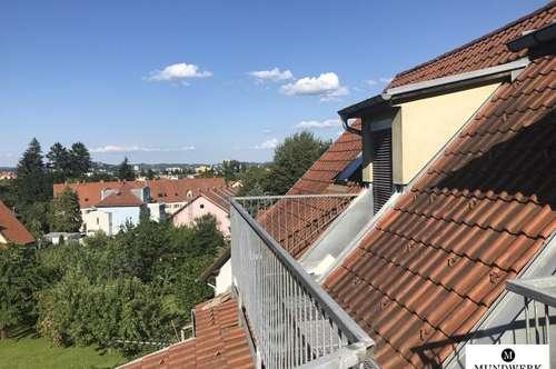 RUHELAGE Eggenberg / Wetzelsdorf - MAISONETTE - 3 ZIMMER - PARKPLATZ !